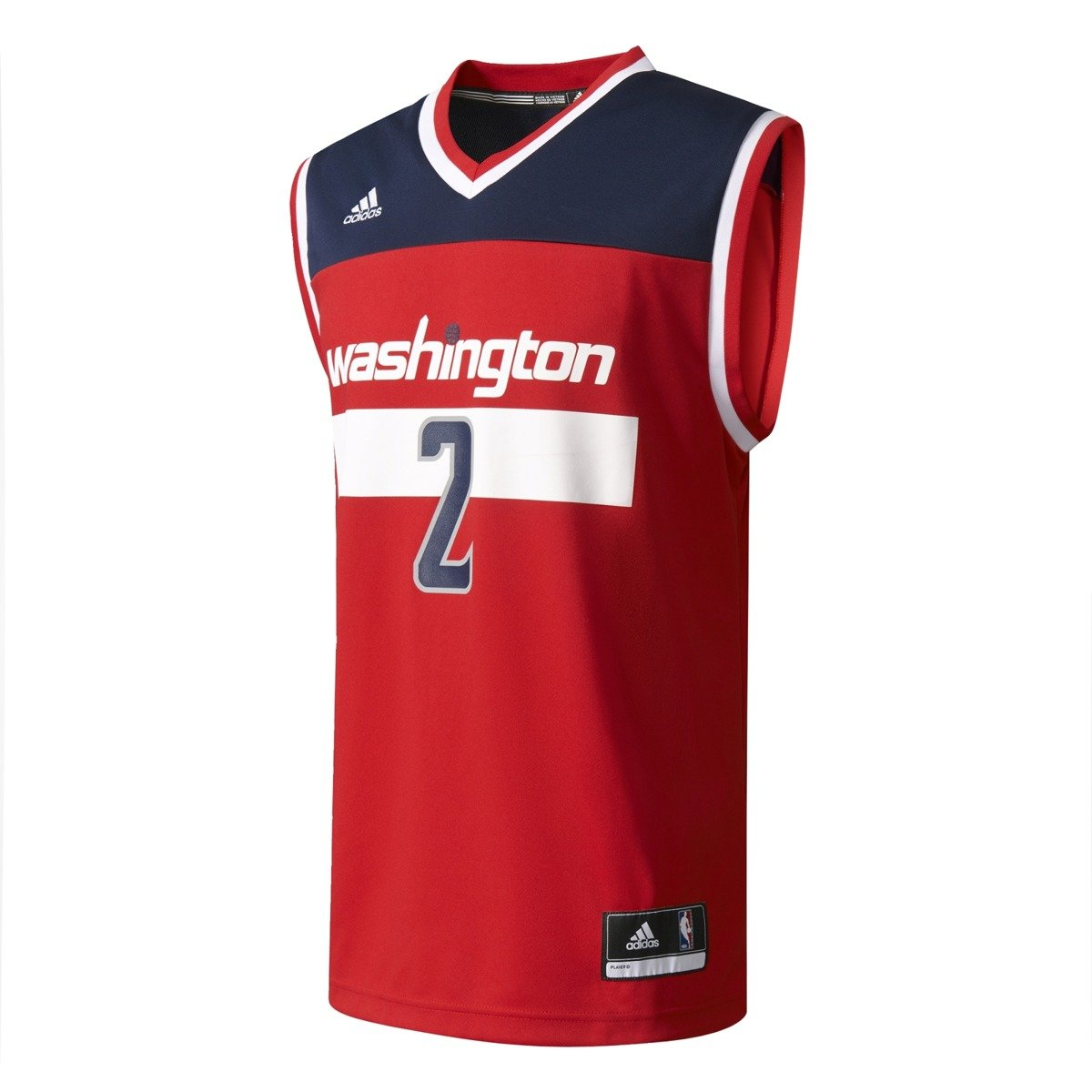 a71414e1a68 official adidas nba washington wizards john wall replica jersey l71447  b6179 ec369