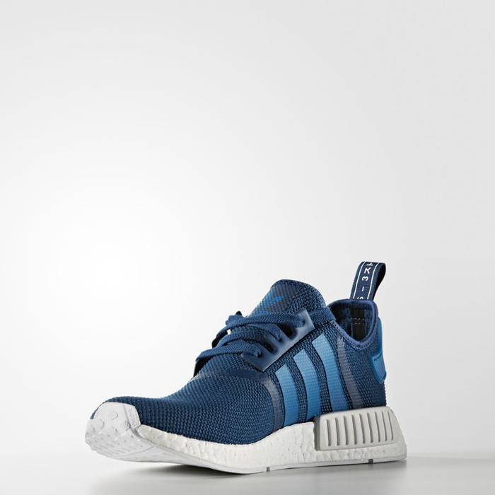 2d8475b79 Casual style and technical running features collide in the modern and  effortlessly casual adidas originals nmd r1.