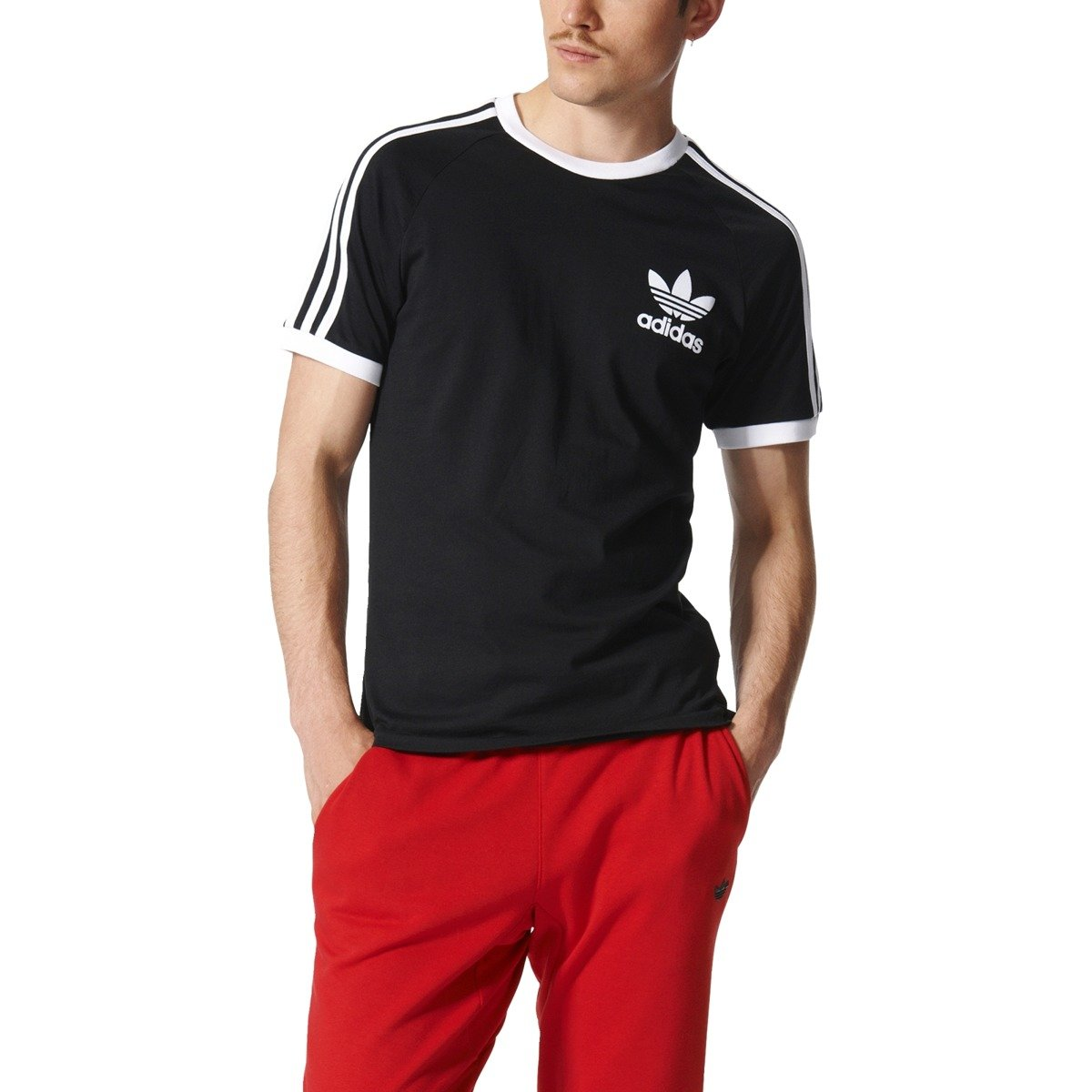 Adidas originals clfn t shirt az8127 basketball for Adidas custom t shirts