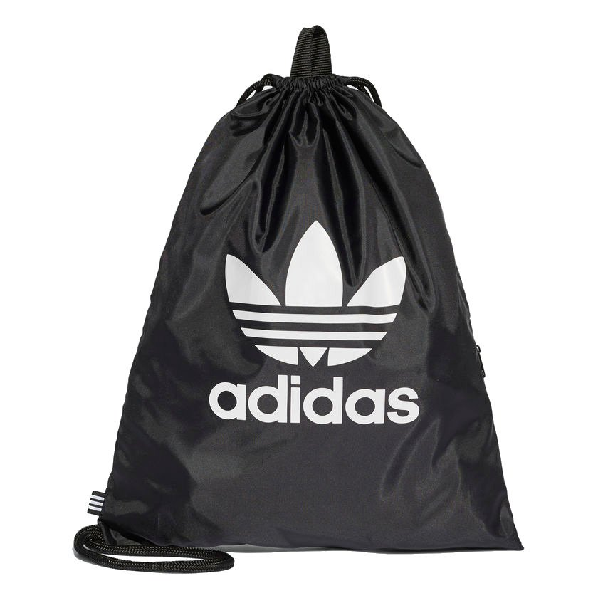 adidas originals trefoil gym sack sports bag bk6726. Black Bedroom Furniture Sets. Home Design Ideas