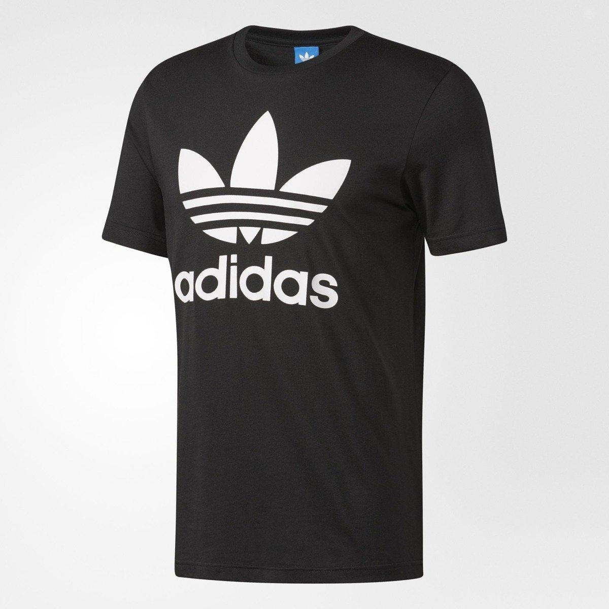 Adidas originals trefoil t shirt aj8830 basketball for Adidas custom t shirts
