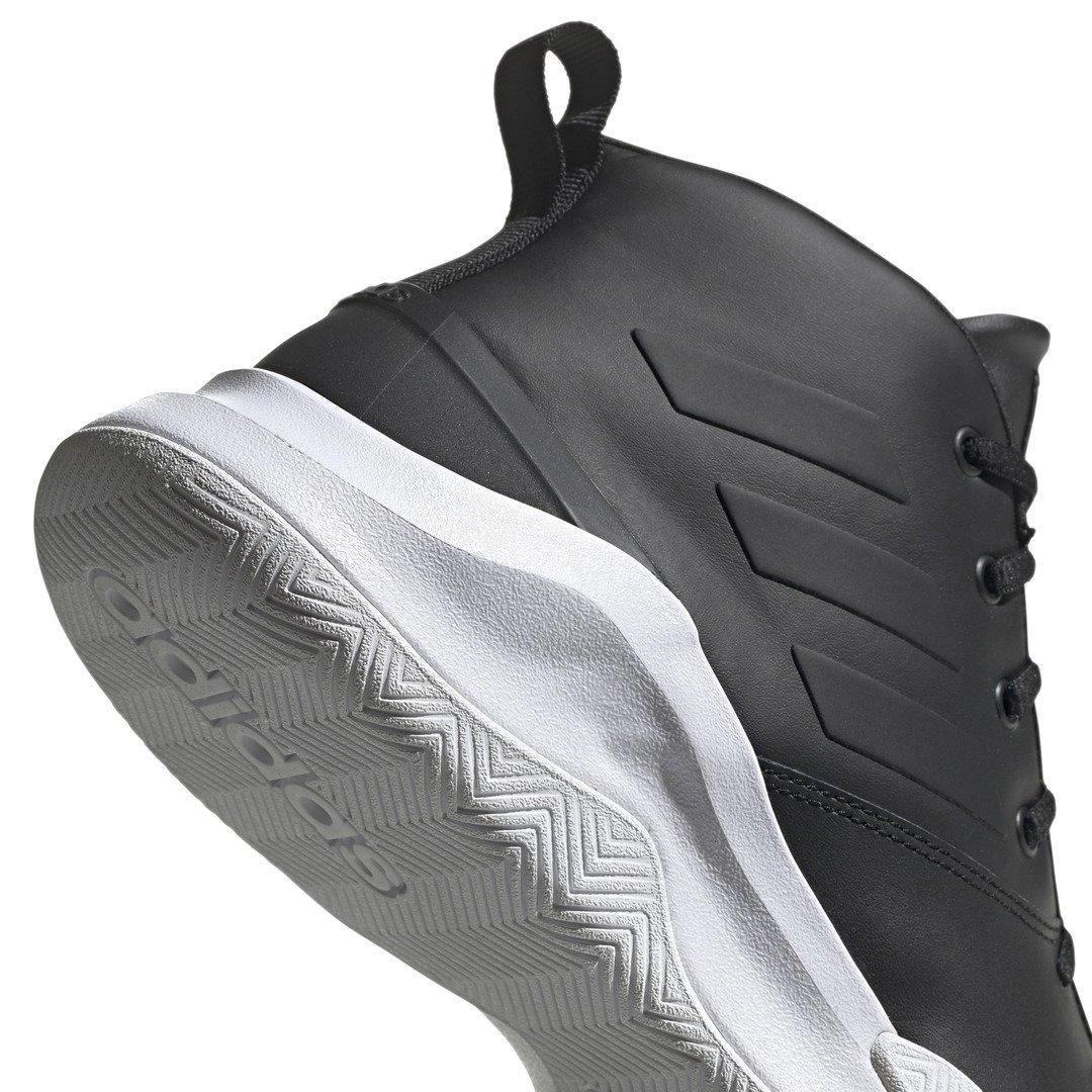 Diez envidia Activo  Adidas Own The Game - EE9638 czarny | Shoes \ Basketball Shoes For Men |  Sklep koszykarski Basketo.pl