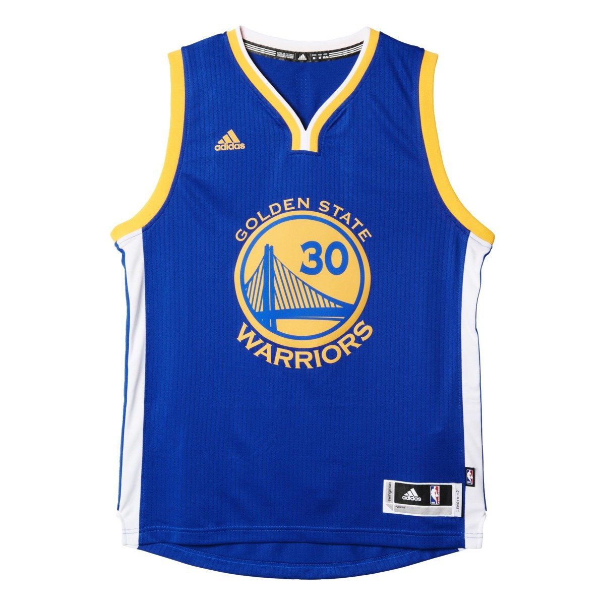 Adidas Stephen Curry #30 Golden State Warriors Jersey ...