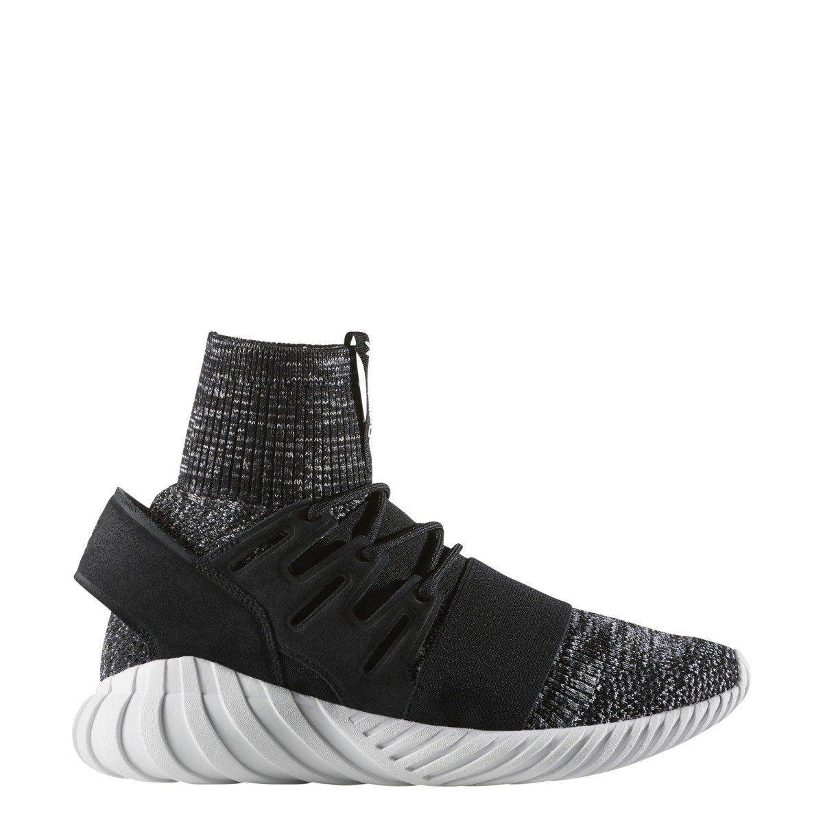 Triple Black Adidas Tubular Doom | Sole Collector