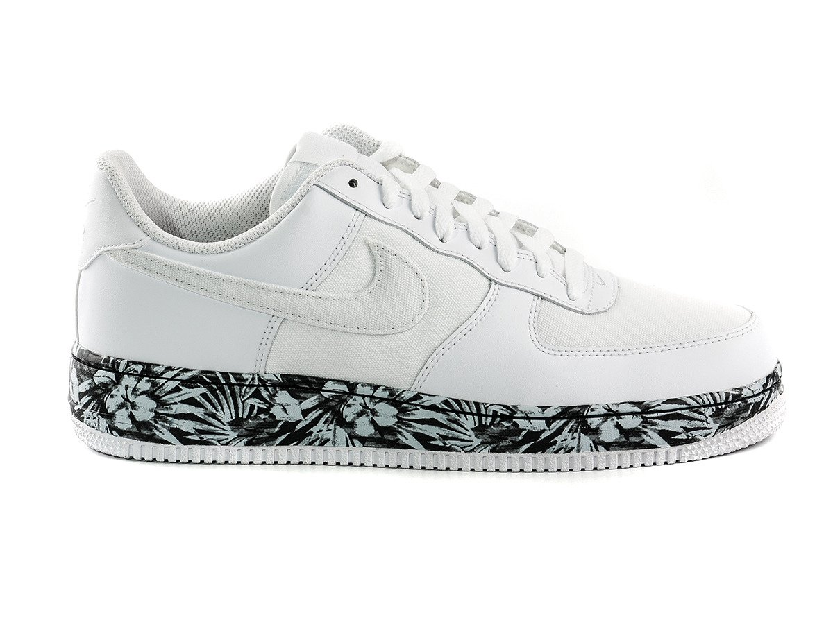 newest 0c7a5 2f57e Air Force 1 Low Floral Pack Shoes - 820266-100