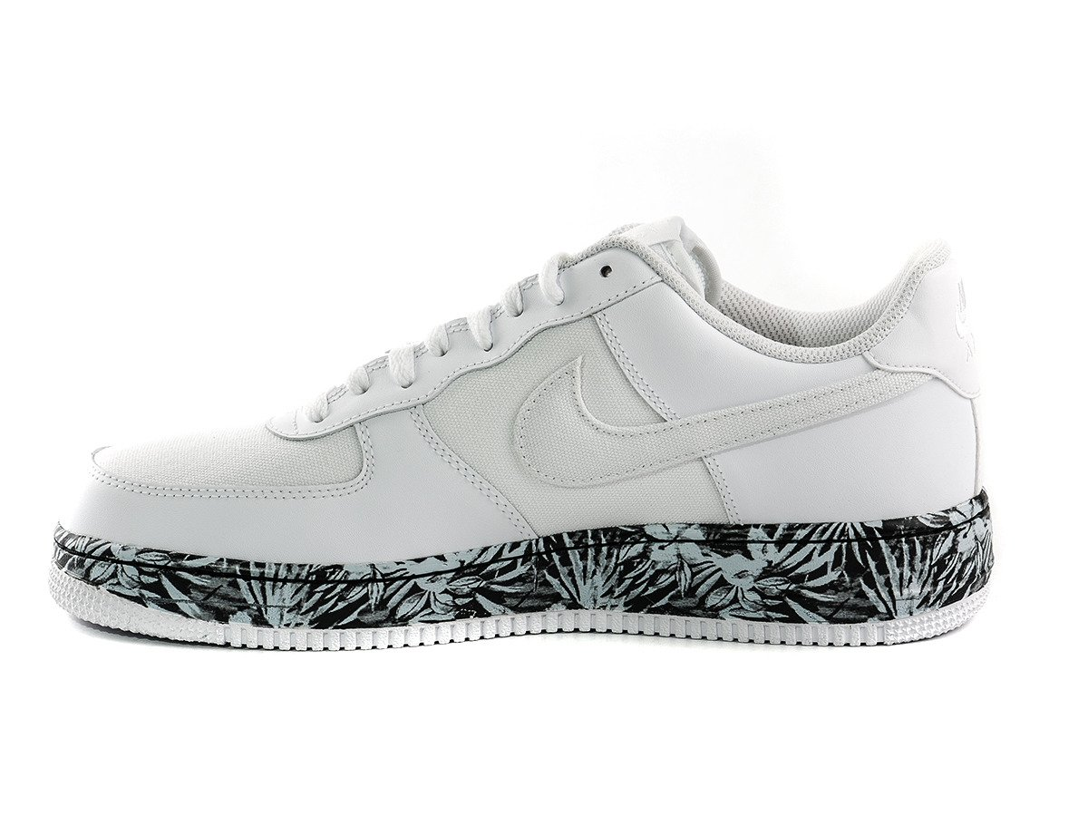 Nike Air Force 1 Low Floral White 820266 100 Mens Womens