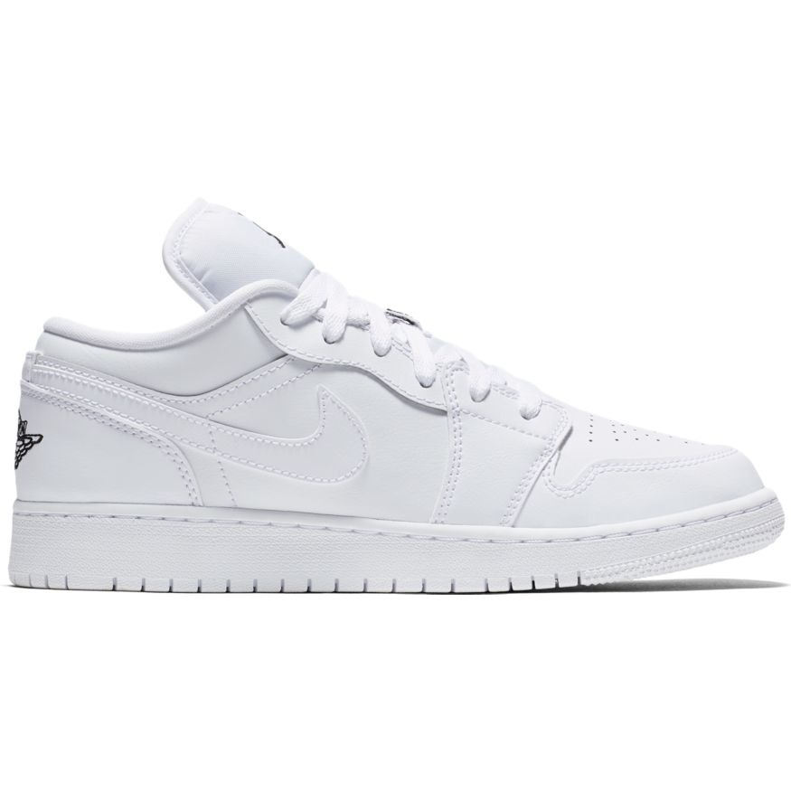 40cfc5d7aa74a8 Air Jordan 1 Low GS Shoes - 553560-101