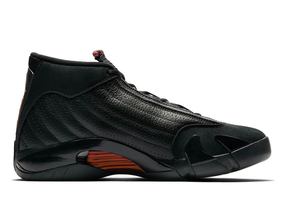 e0314b9cc157 Air Jordan 14 Retro Last Shot Shoes - 487471-003