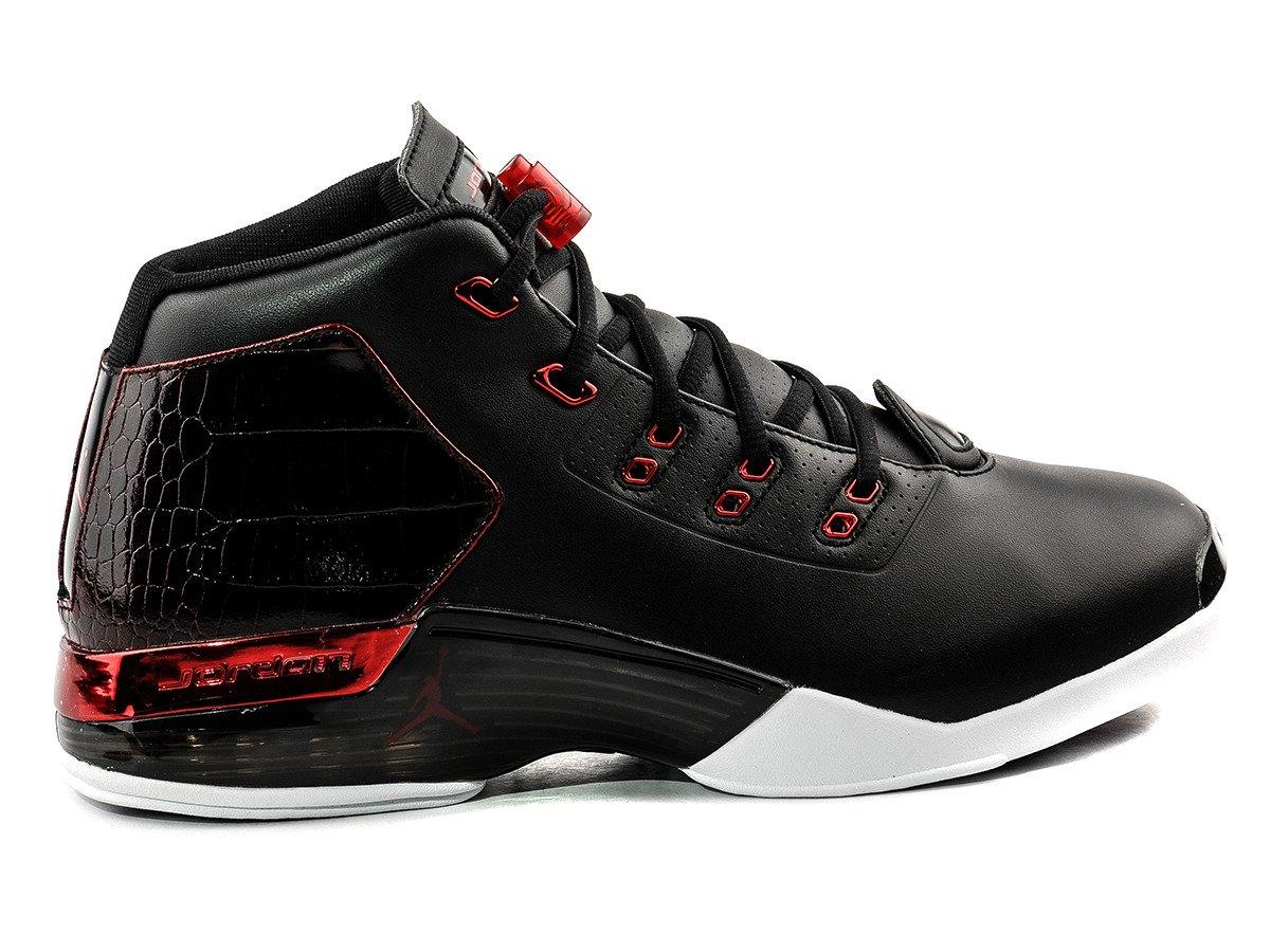 Air Jordan 17+ Retro Bulls Shoes - 832816-001  9511d8346452