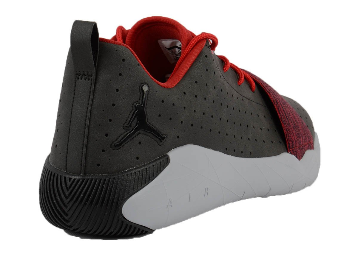 Air Jordan 23 Breakout Shoes - 881449-002 Black Gym Red Grey Wolf ... 77bf792942