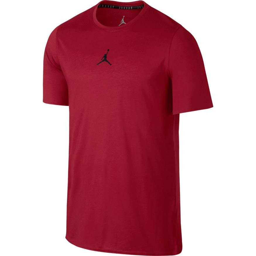 7fa1075e1f82ad Air Jordan 23 Tech Training T-Shirt - 861541-687 Gym Red
