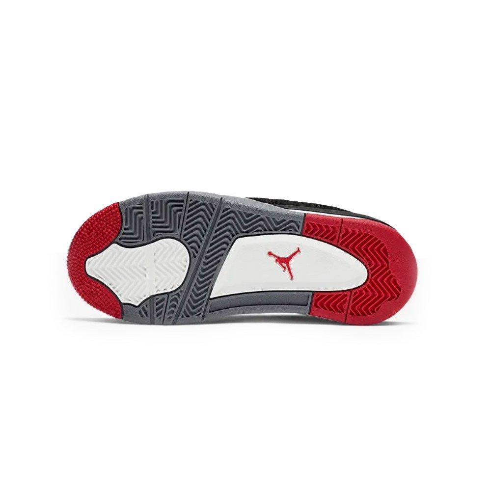 san francisco cb4ea d3c05 Air Jordan 4 Retro Bred 2019 Shoes (PS) - BQ7669-060