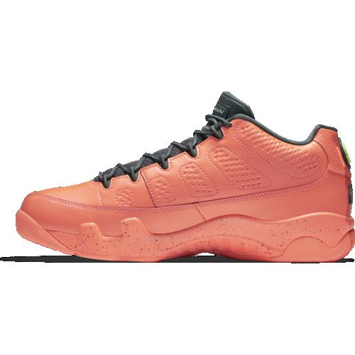 8df13965dff51a ... Air Jordan 9 Retro Low Bright Mango Shoes - 832822-805 ...