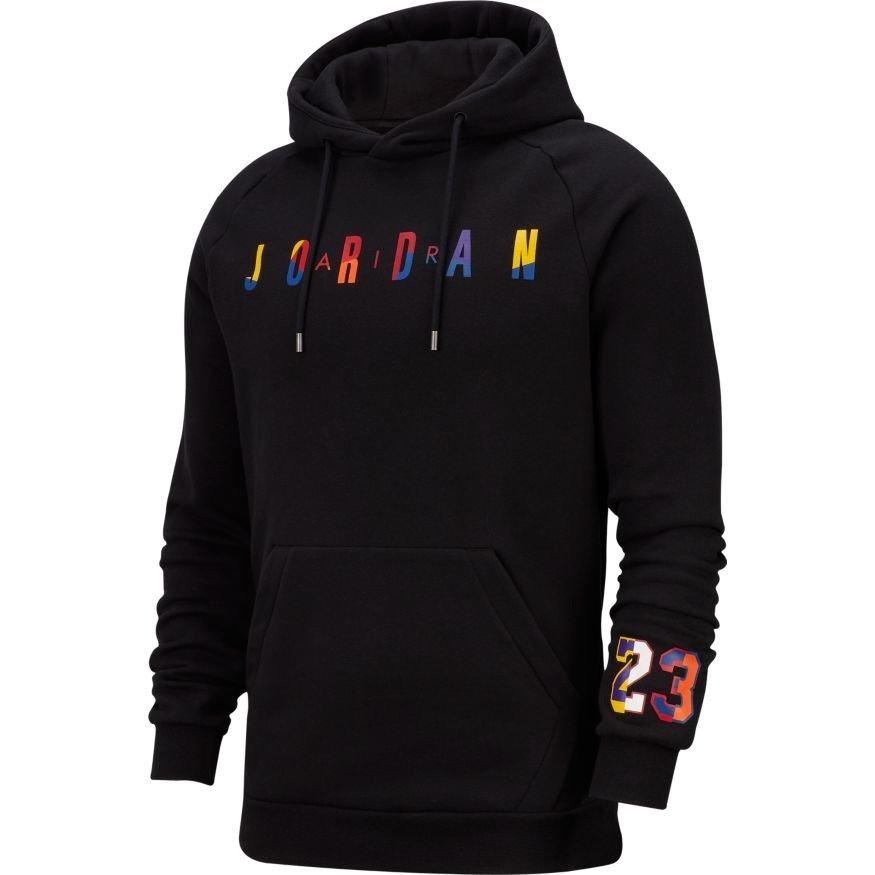 Air Jordan DNA Hoodie - AT9981-010 010