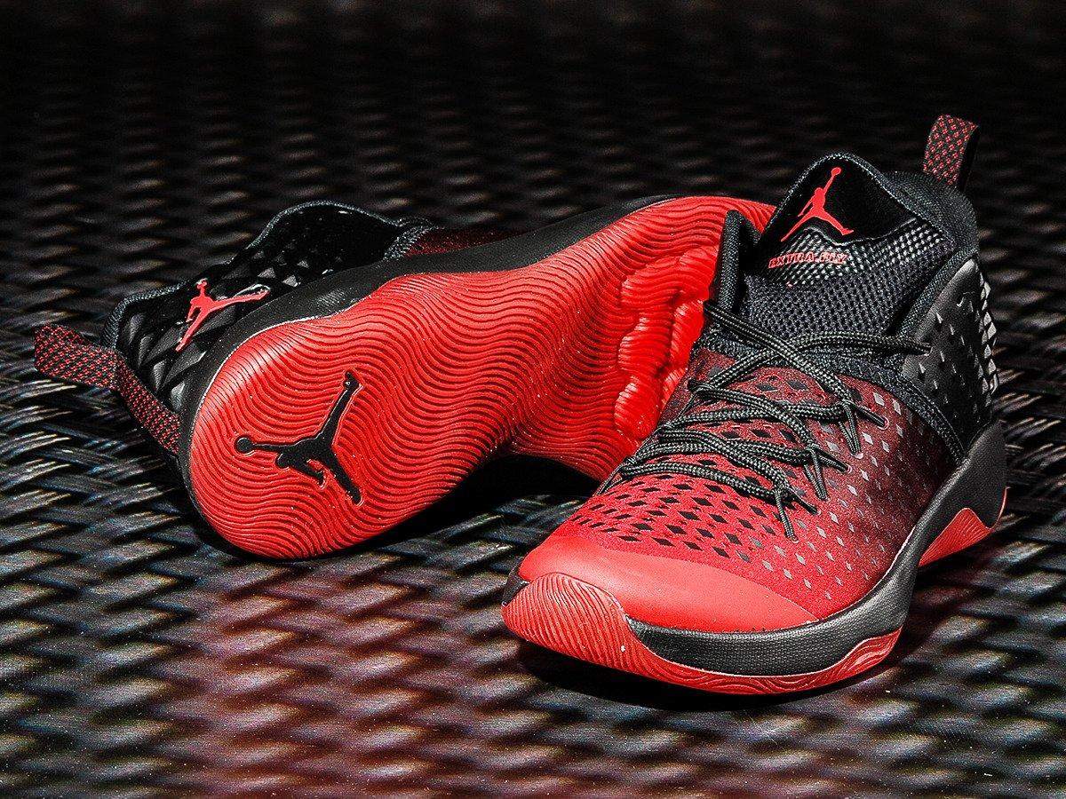 619db6ca084 ... x grey red black air men basketball shoes  air jordan extra.fly shoes  854551 610