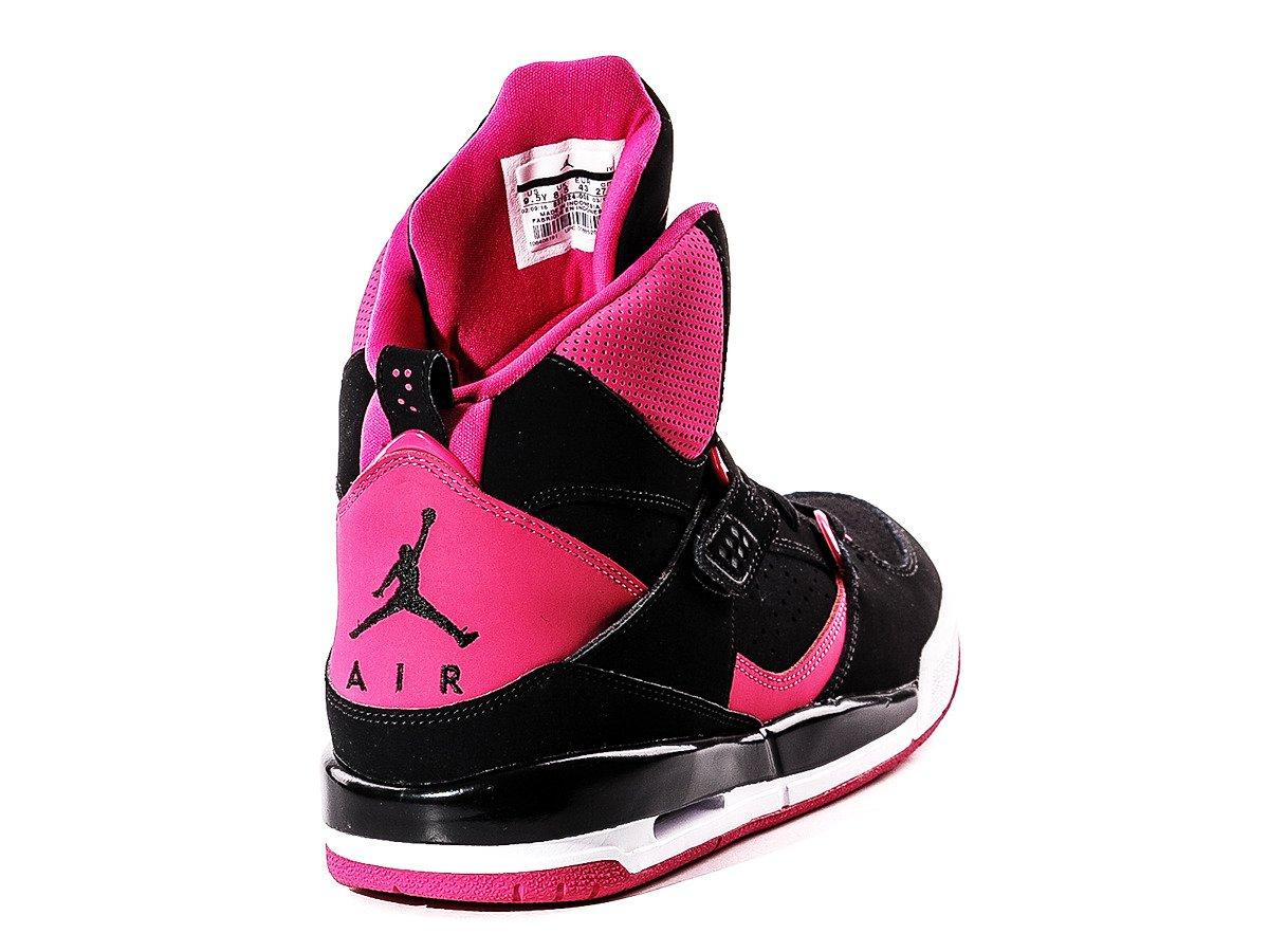 air jordan flight 45 high gs shoes 837024 008