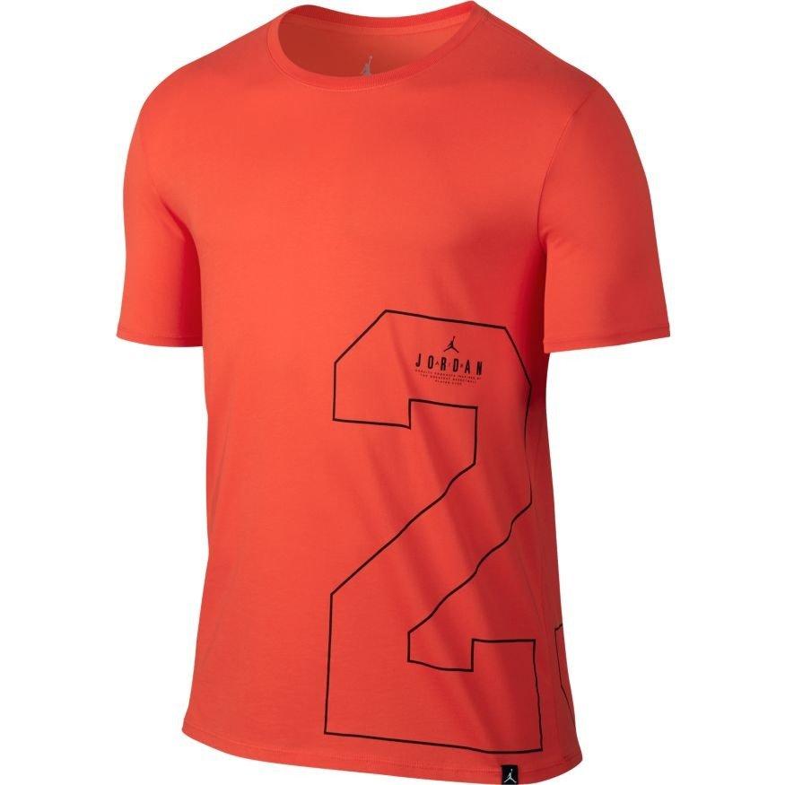 693ea864174011 Air Jordan Front 2 Back T-Shirt - 843715-852