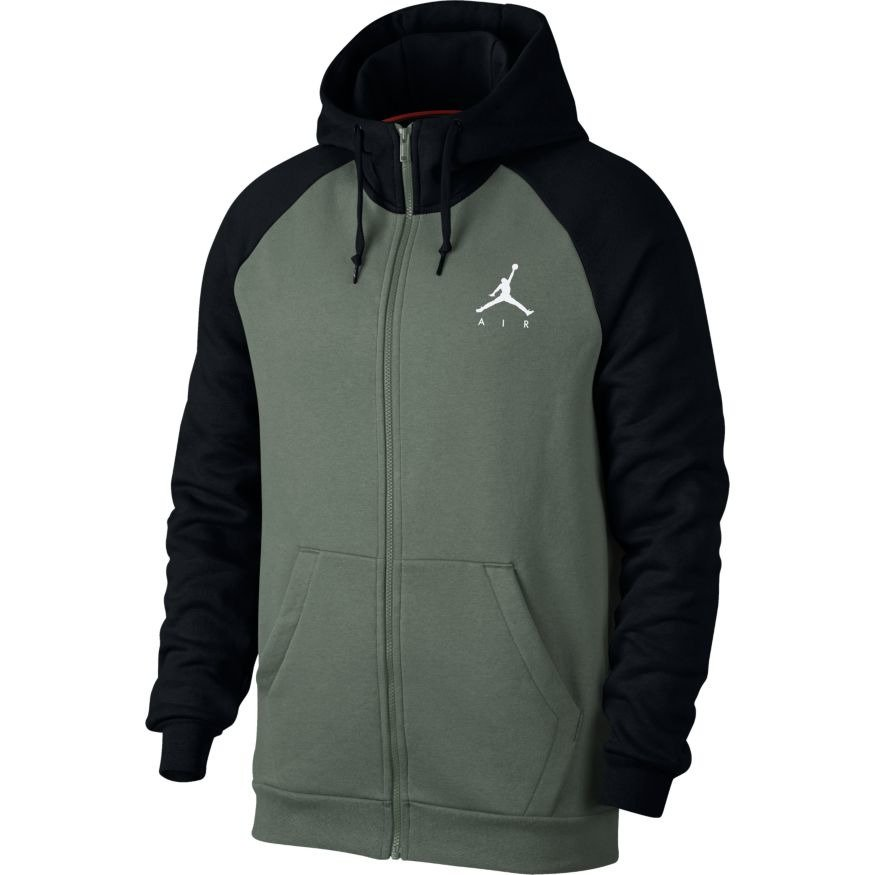 141a768f8ec0 Air Jordan Jumpman Fleece Full Zip Hoodie - 939998-351