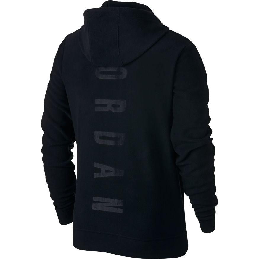099b6ed6480 Air Jordan Jumpman Fleece Full zip hoodie - 926444-010   Clothing ...