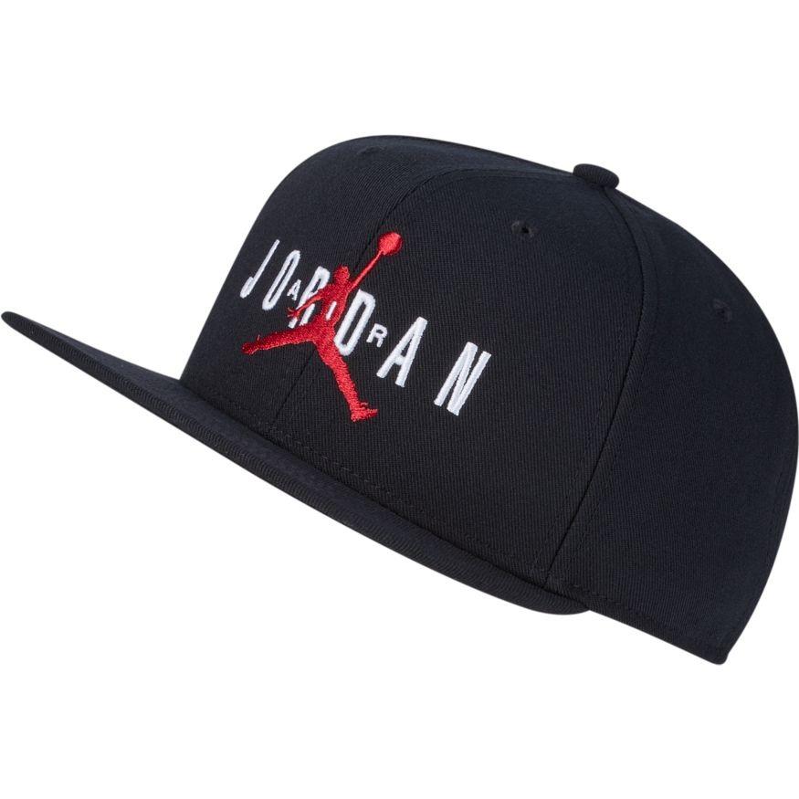 0b92a9fa6da Air Jordan Jumpman Snapback - AV9765-010 | Clothing \ Caps | Sklep  koszykarski Basketo.pl