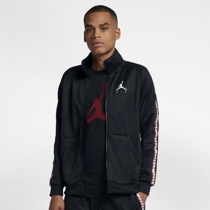 8ca10f93d33 Air Jordan Jumpman Tricot JKT - AQ2691-010 010 | Clothing \ Casual Wear \  Tracksuits | Sklep koszykarski Basketo.pl