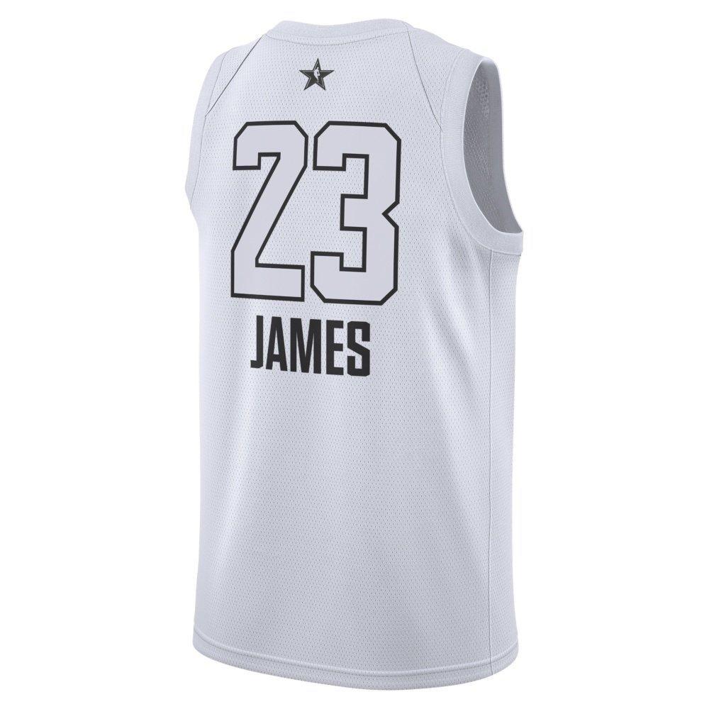 super popular 55f44 e83b5 Air Jordan NBA All-Star Edition LeBron James Swingman Jersey