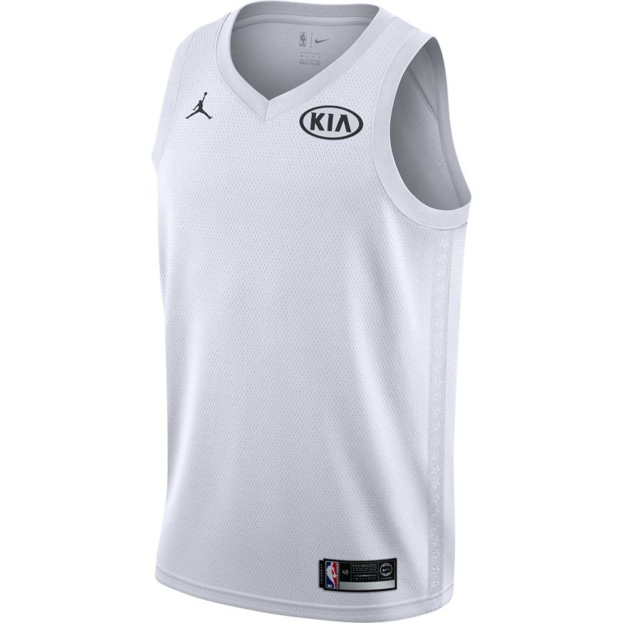b8fdc89c5bf6 ... LeBron James Swingman Jersey. Air Jordan NBA All-Star Edition Swingman  Jersey - AH9527-100 ...