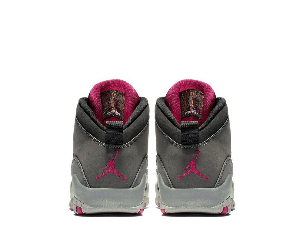 67f1a8a95fb635 ... Air Jordan Retro 10 GS Smoke Grey Shoes - 487211-006 ...