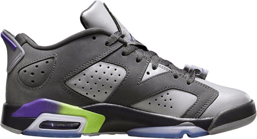 5a071b1169ed ... Air Jordan Retro 6 Low Shoes (GS) - 768878-008 ...