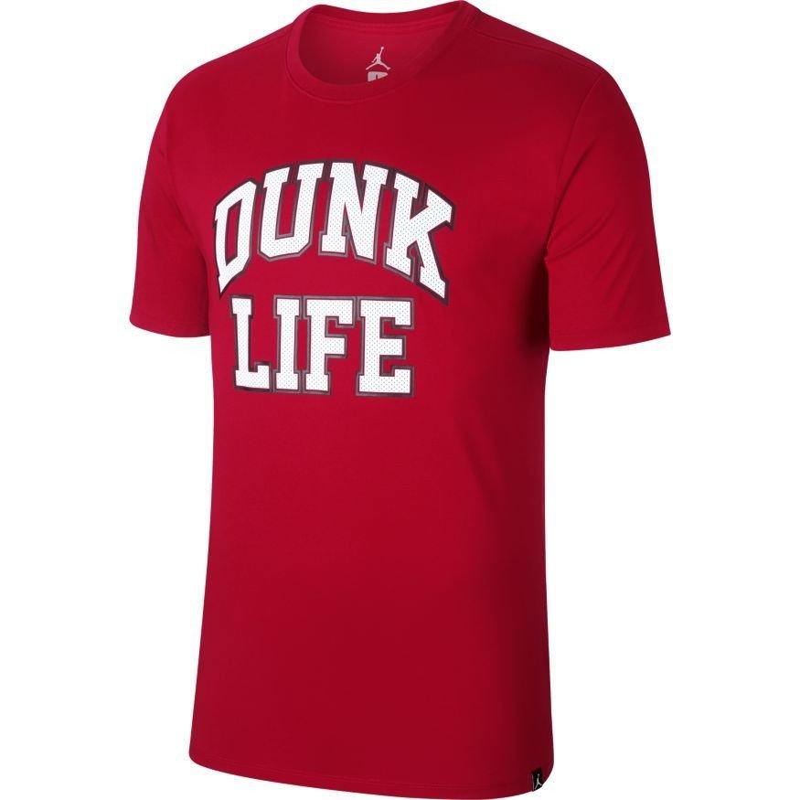 aaa7f9c5335a00 Air Jordan Rise Verbiage Basketball T-Shirt - 895177-687