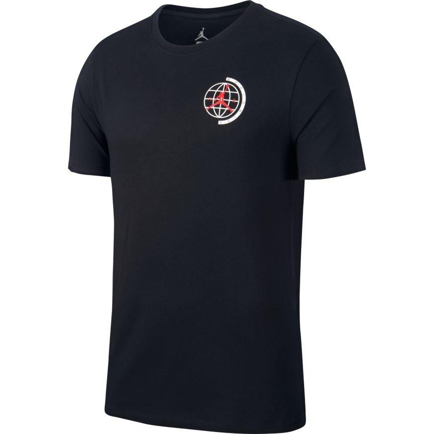 e5ad309b806 Air Jordan Sportswear Heritage Graphics 3 T-shirt - AH6322-010 010 ...