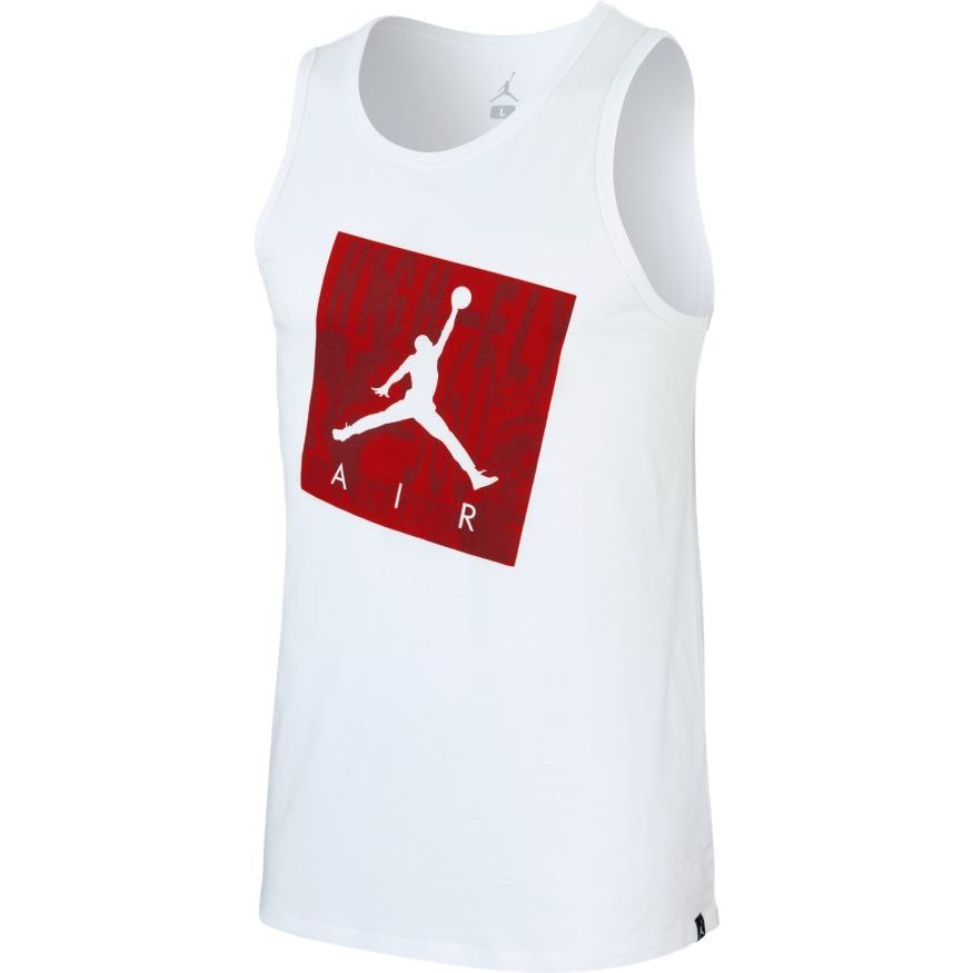 a39b34bff87da8 Air Jordan Sportswear Jumpman Air Tank Top AJ1402-100 100