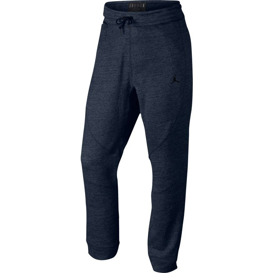 396b068432c Air Jordan Sportswear Wings Fleece Sweatpants - 860198-451  Obsidianheather/Black | Clothing \ Casual Wear \ Pants | Sklep koszykarski  Basketo.pl