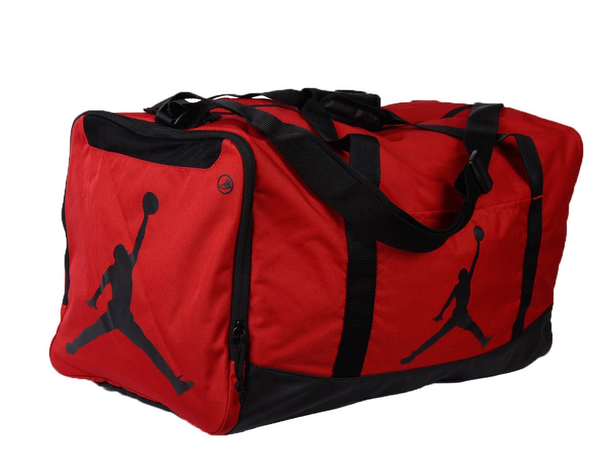 bc8b850d6a68 Air Jordan Trainer Duffle GYM RED Sportsbag - 9A1913-R78 ...
