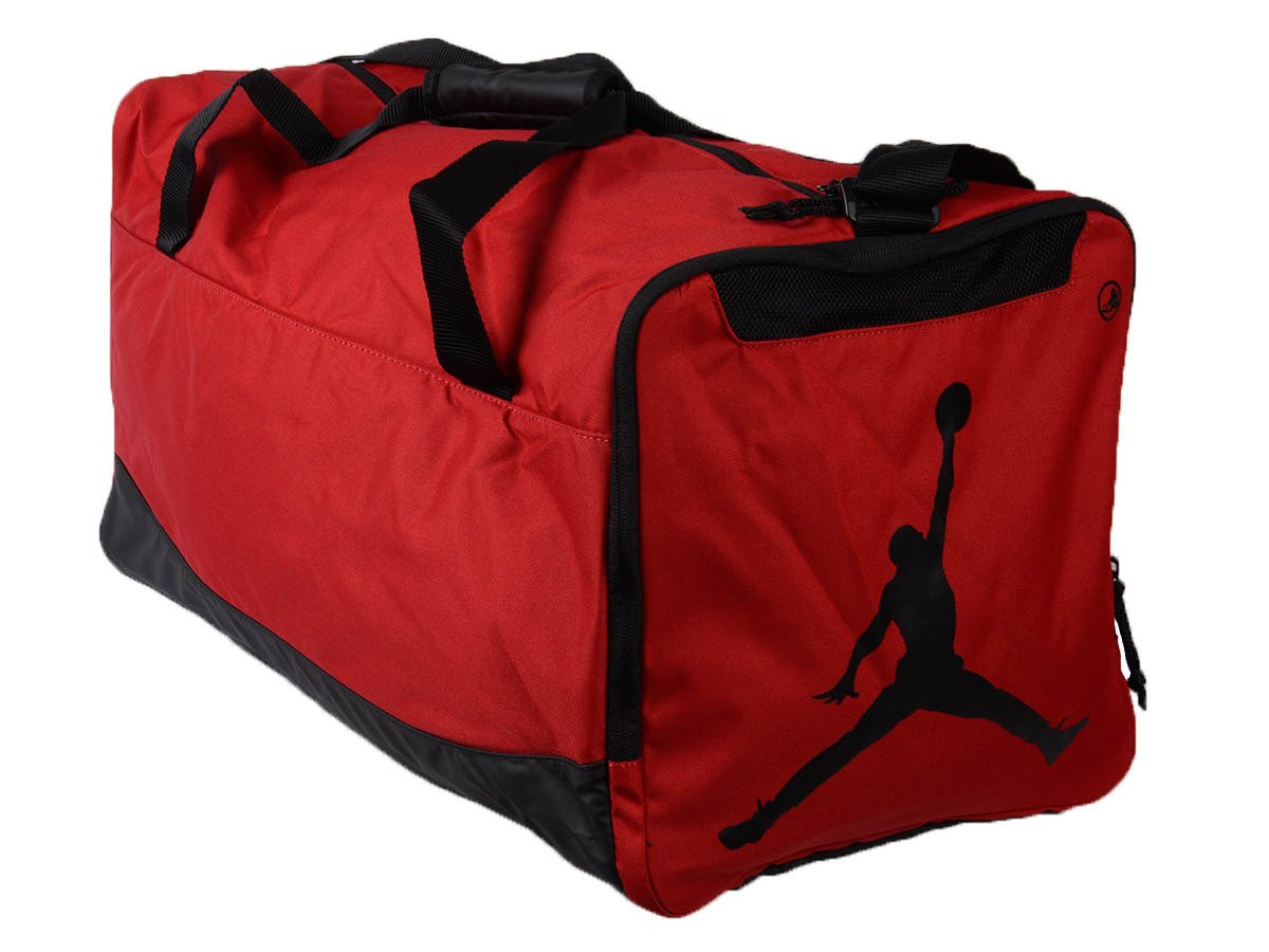 2fd2fcfddb6e ... Air Jordan Trainer Duffle GYM RED Sportsbag - 9A1913-R78 ...