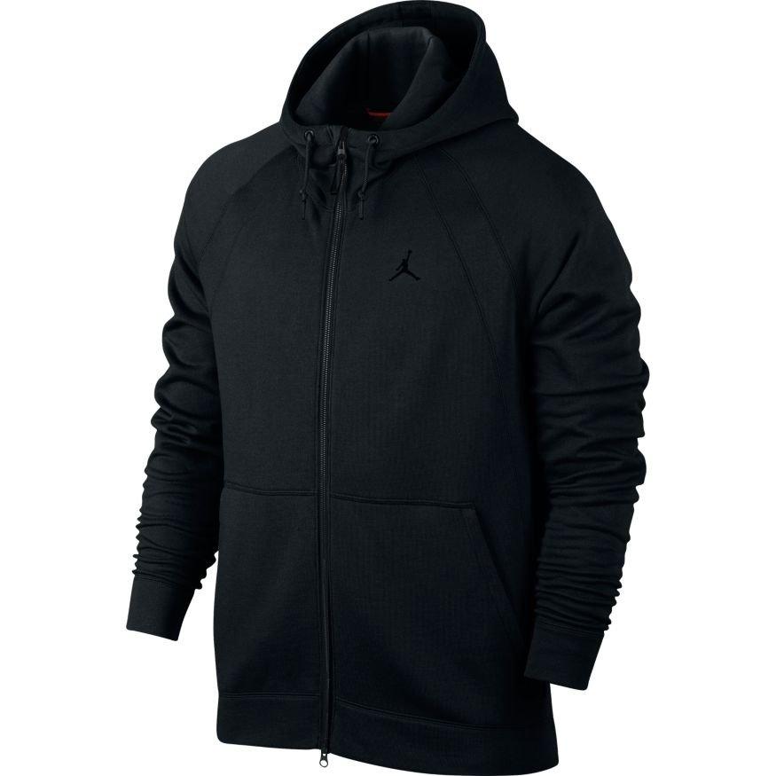 5d46ebf09dd Air Jordan Wings Fleece Full- Zip Hoodie - 860196-010 010 | Clothing |  Sklep koszykarski Basketo.pl