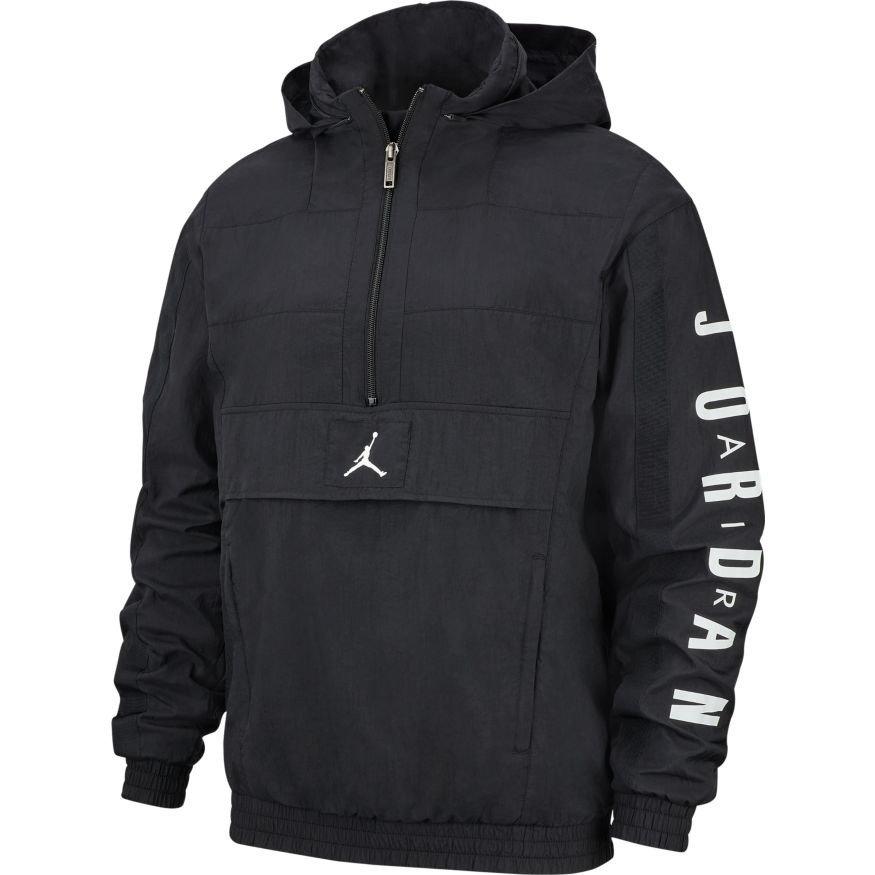 1009bbcc3a Air Jordan Wings Windwear Jacket Black - AV1834-010