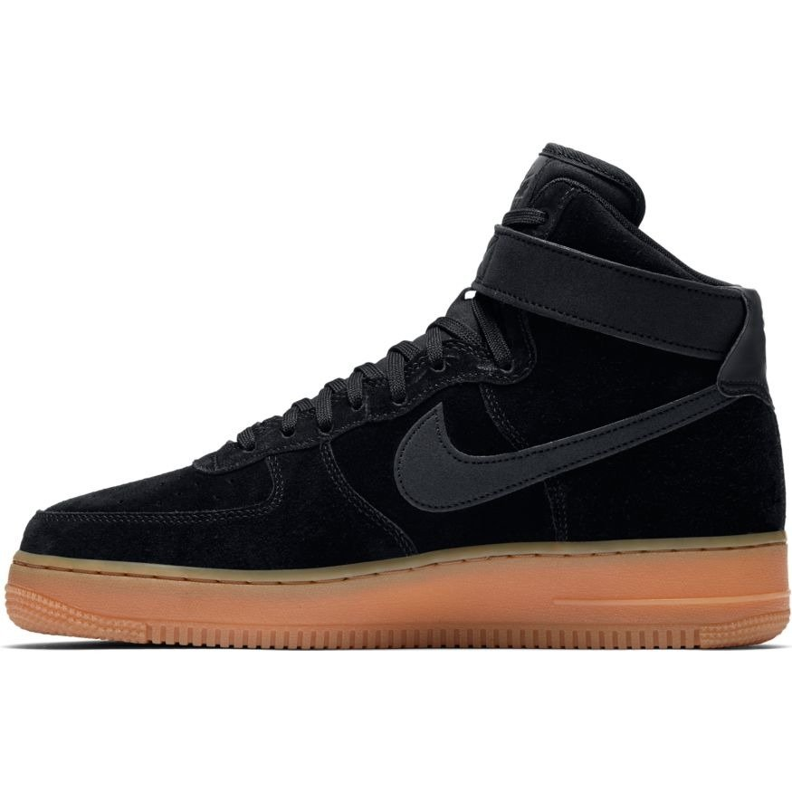 7804b845152a ... Buty Nike AIR FORCE 1 HIGH  07 LV8 SUEDE AA1118-001 ...