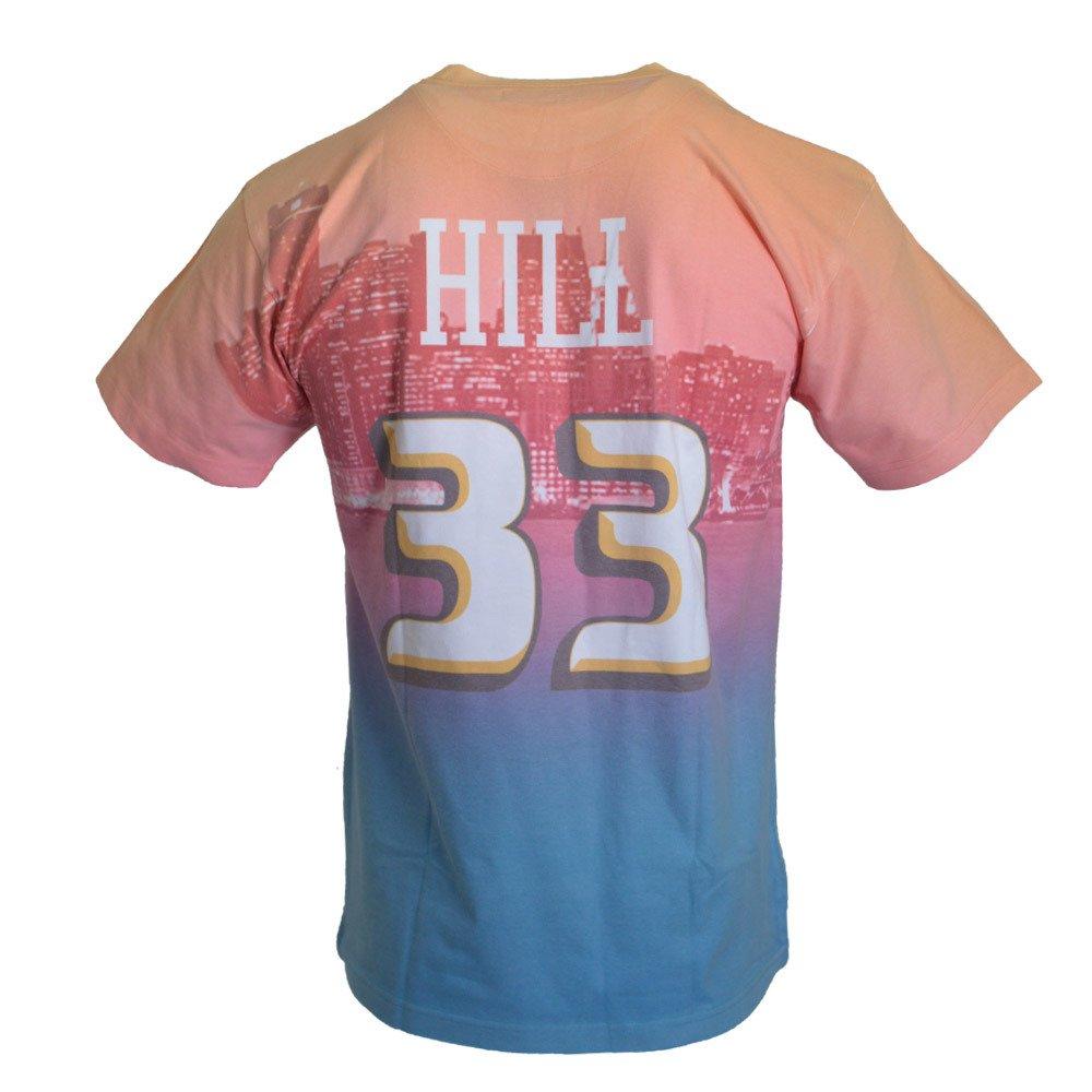 quality design 3ee7f 07e69 City Pride M&N Tee Detroit Pistons Grant Hill T-shirt -  BMTRKT18007-DPITEALGHI