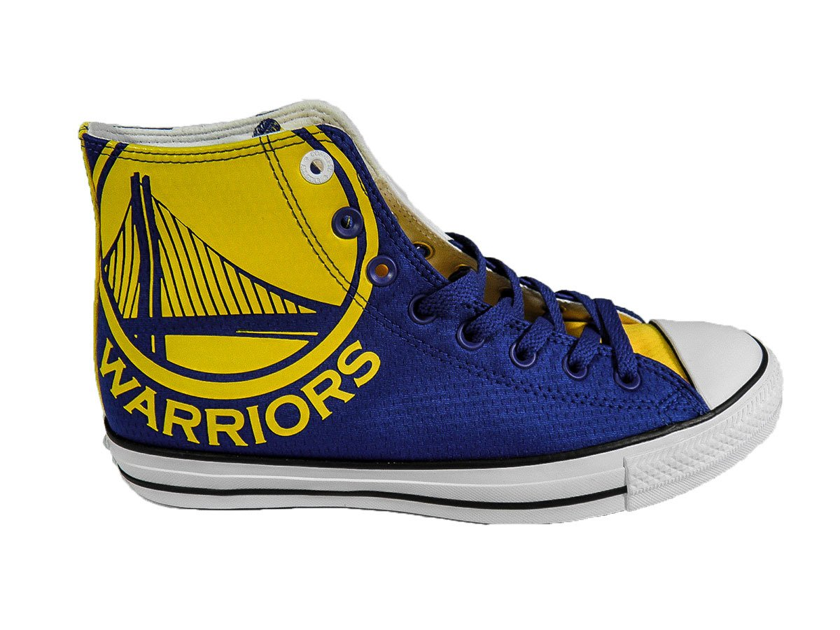 67ead96b53b Converse Chuck Taylor All Star High NBA Golden State Warriors Shoes -  159416C