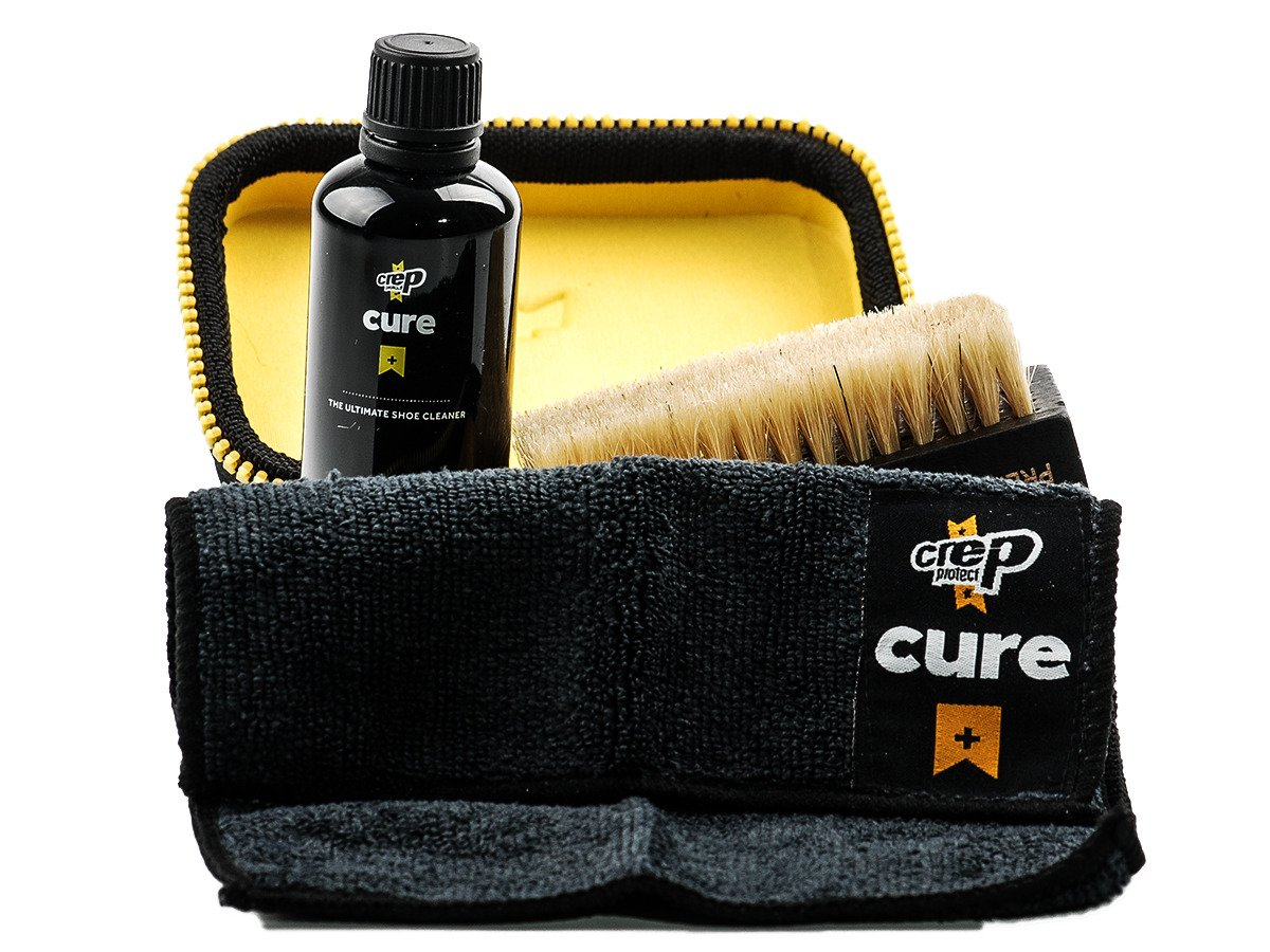 Crep Protect Cure Travel Basketball Shoes Sklep Koszykarski Ultimate Shoe Cleaning Kit