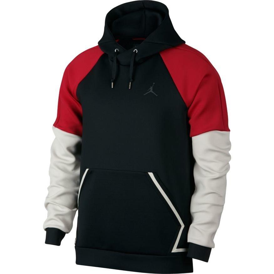 e9900c63976 Jordan Sportswear Flight Tech Diamond Full Zip Sweat AA1488-010 | Clothing  \ Casual Wear \ Hoodies | Sklep koszykarski Basketo.pl