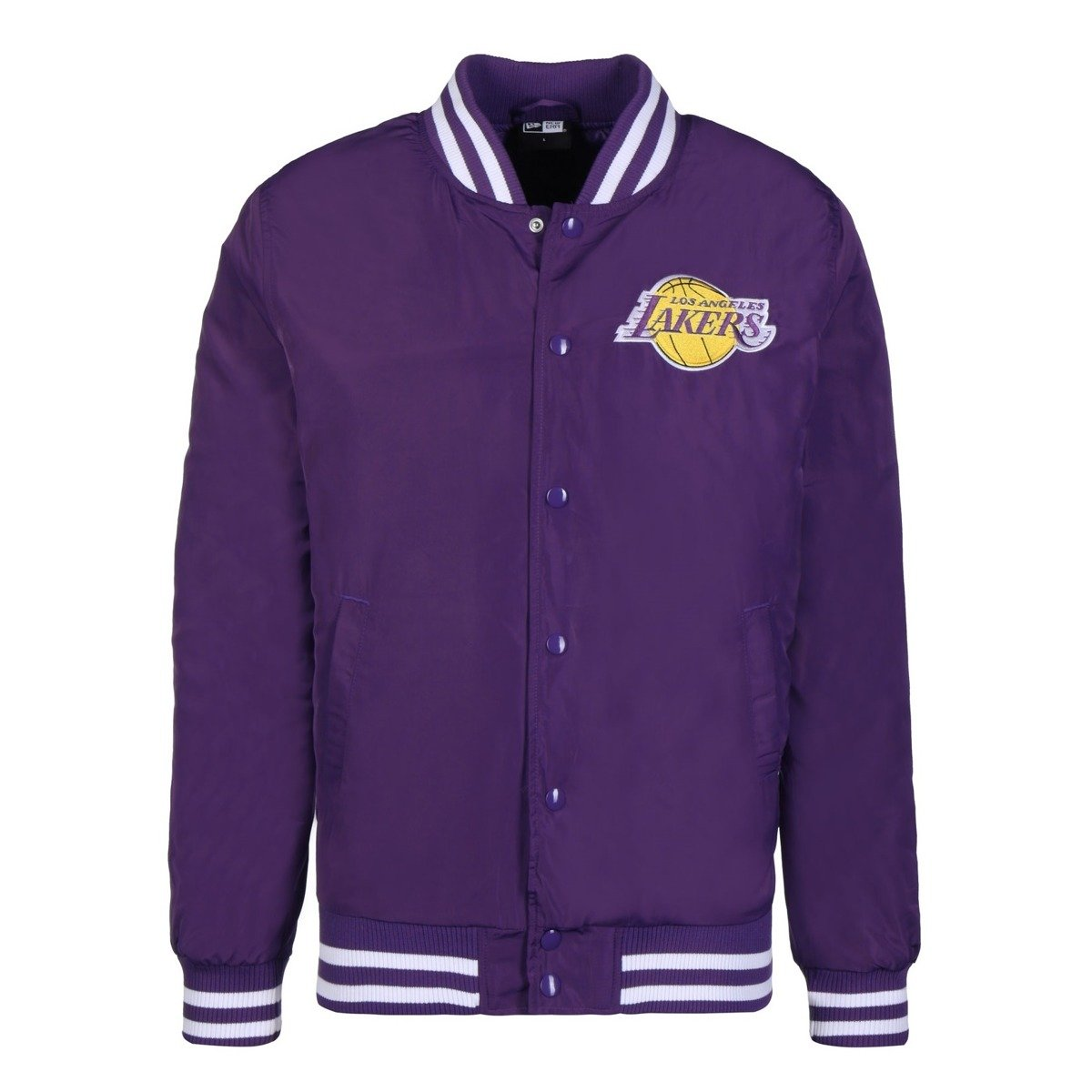 finest selection 28651 f64d7 Los Angeles Lakers Jacket NEW ERA 11788928