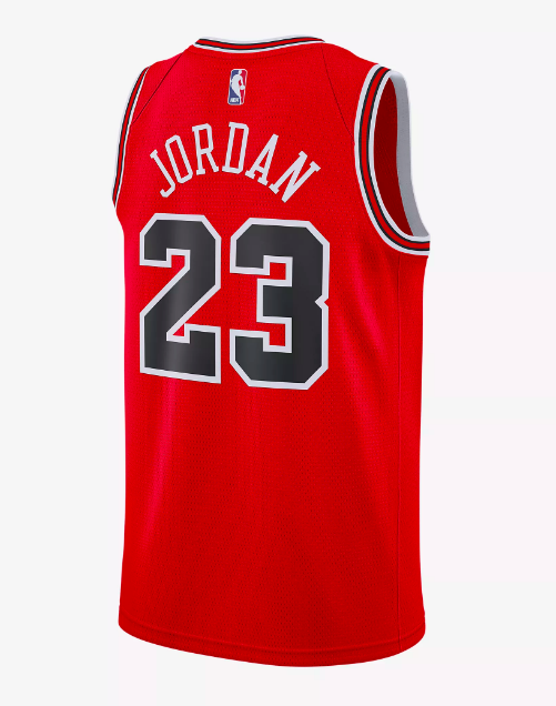 low priced cd8fd 4ff74 Michael Jordan Association Edition Swingman Jersey NBA Chicago Bulls 23