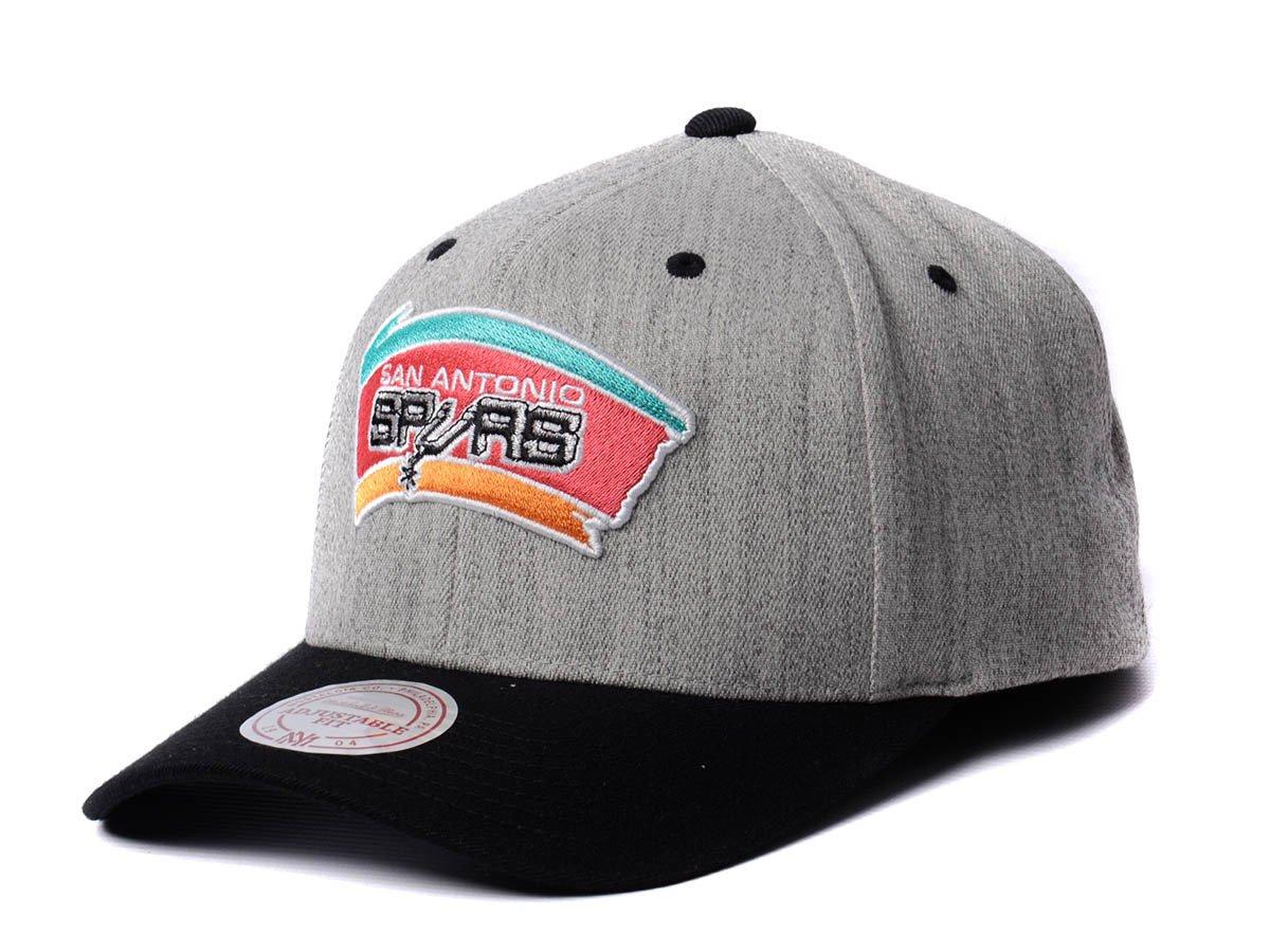 detailed look eb4b9 9eafb Mitchell   Ness INTL151 NBA San Antonio Spurs Snapback   Clothing    Headwear   Sklep koszykarski Basketo.pl