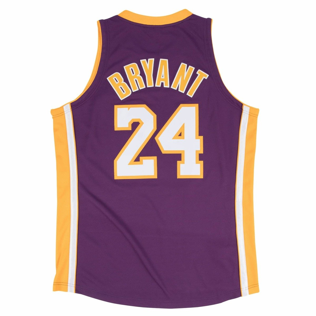 new product abf54 87cc6 Mitchell & Ness NBA Kobe Bryant 2008-09 Los Angeles Lakers Authentic Jersey