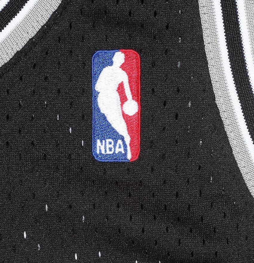 outlet store 0252d 8a79e Mitchell & Ness NBA San Antonio Spurs Tim Duncan 1998-99 Swingman Jersey
