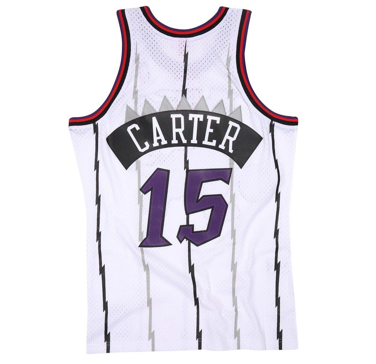 newest collection d8817 af2f8 Mitchell & Ness NBA Toronto Raptors Vince Carter Swingman Jersey