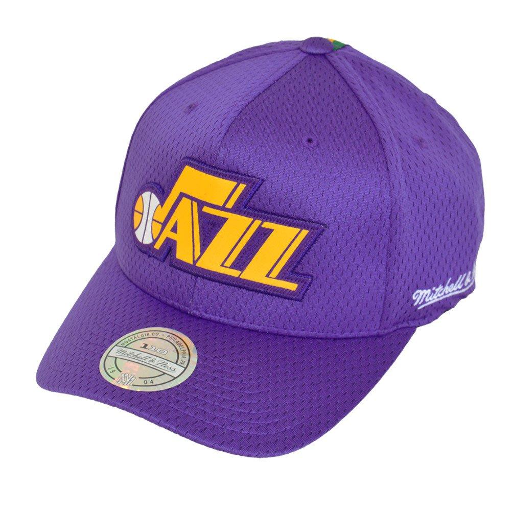 low priced 7af18 67cd2 Mitchell & Ness NBA Utah Jazz Icon 110 Snapback