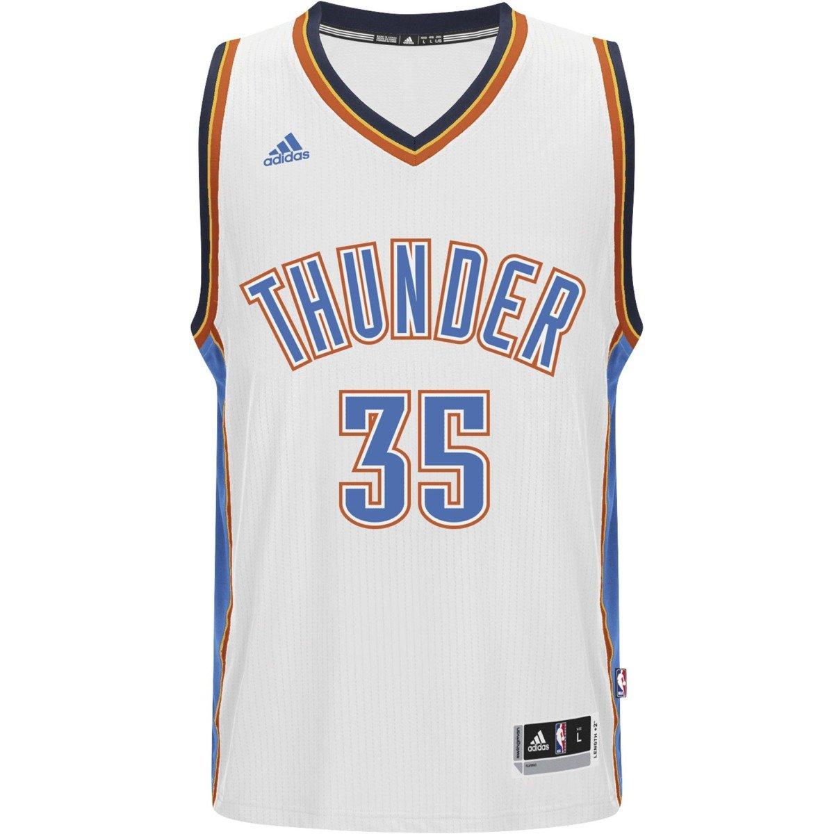 sports shoes 2698a a1d41 NBA Jersey Adidas Kevin Durant Oklahoma City Thunder - A46187